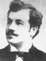 Armen Garo in his youth