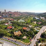 A view over Basaksehir
