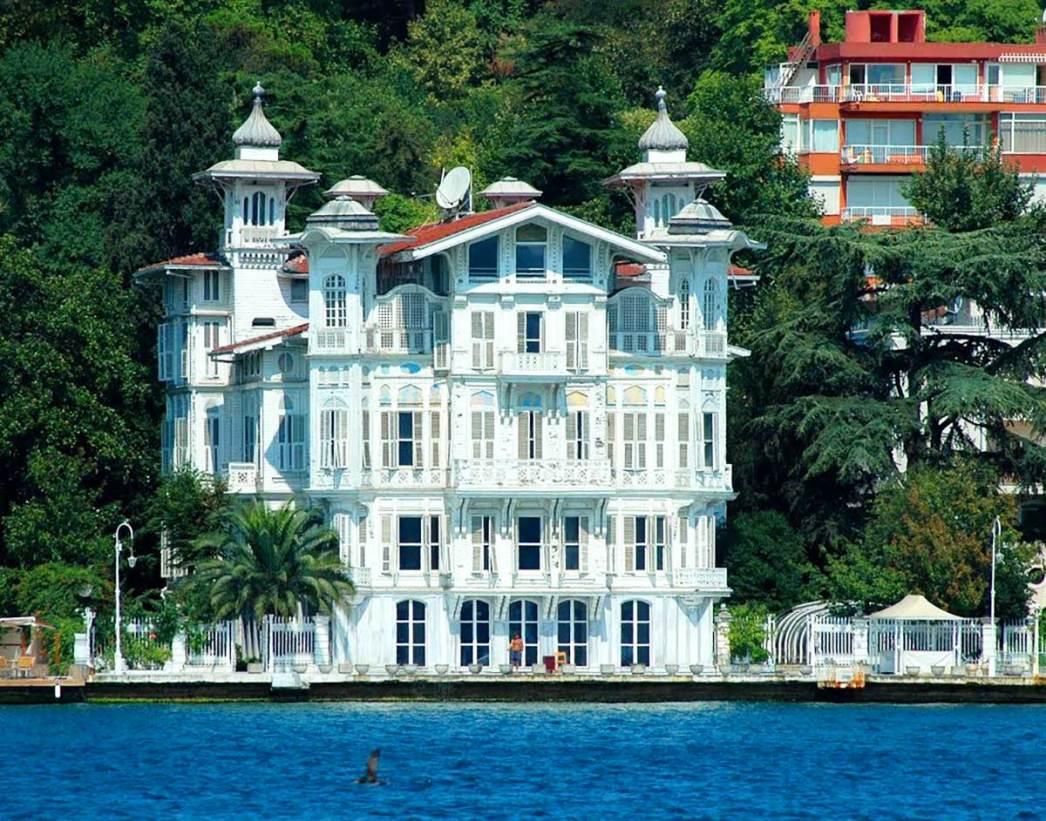 Afif Pasha Mansion