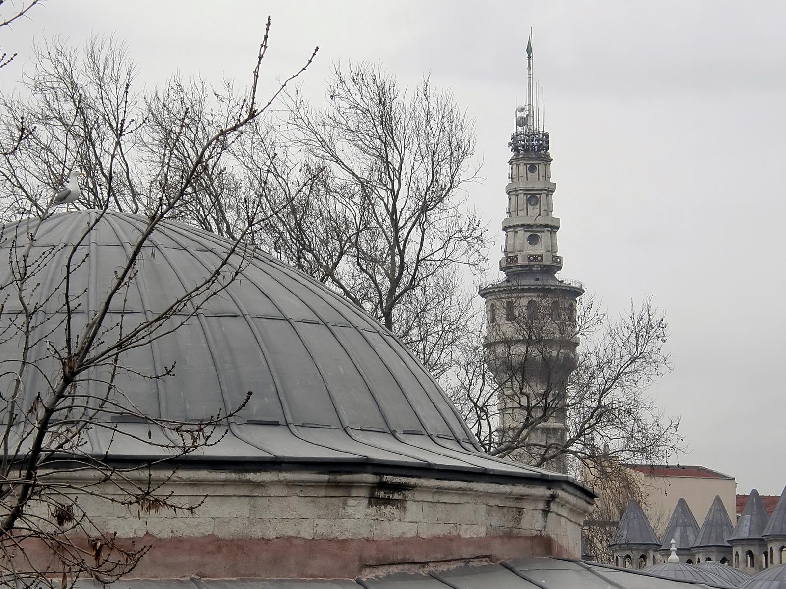 Beyazıt Tower - Istanbul