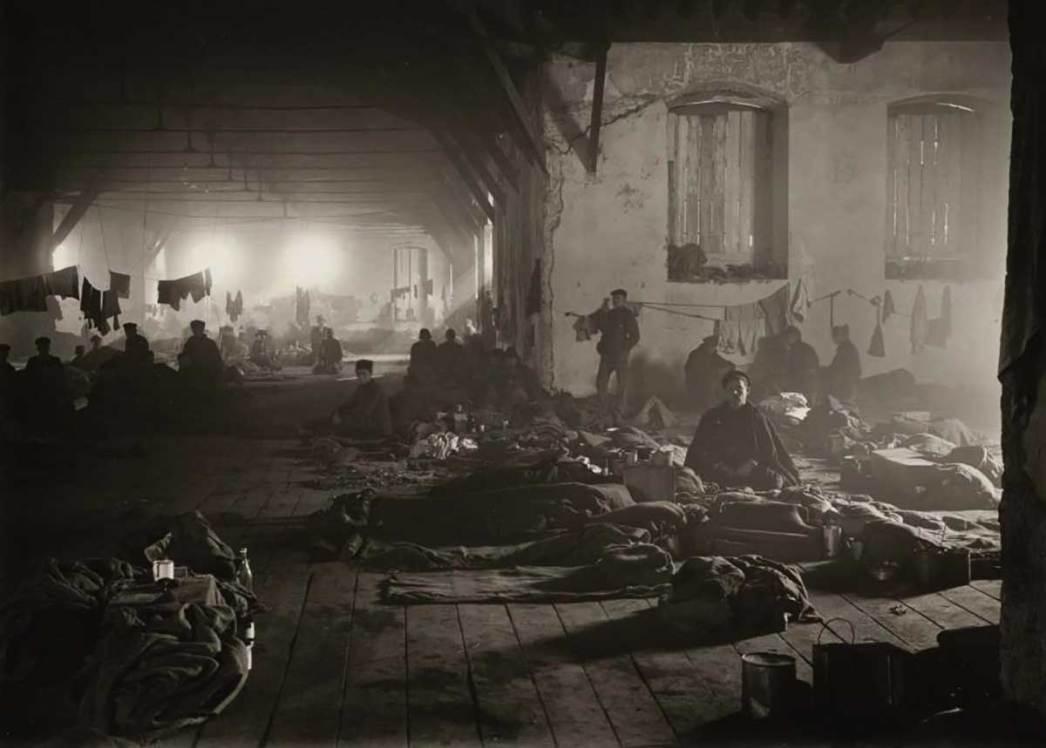 Dolmabahçe Palace Russian Refugees