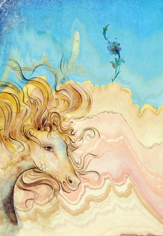 Ebru Horse