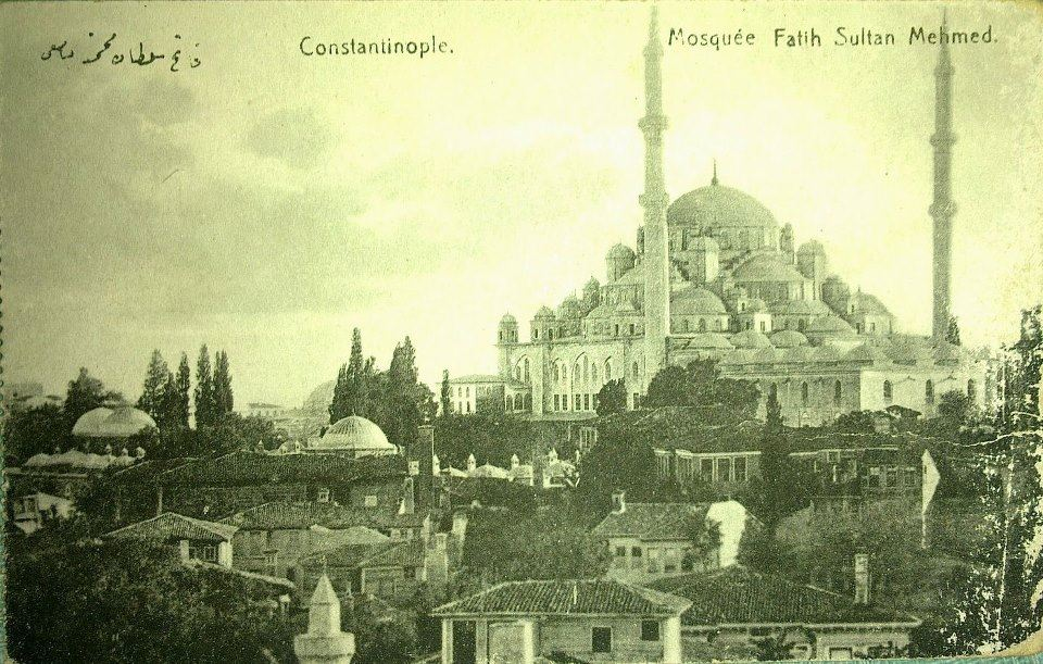 Fatih Mosque Historical