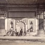 Fountain of Sultan Ahmet III, Istanbul, around 1870