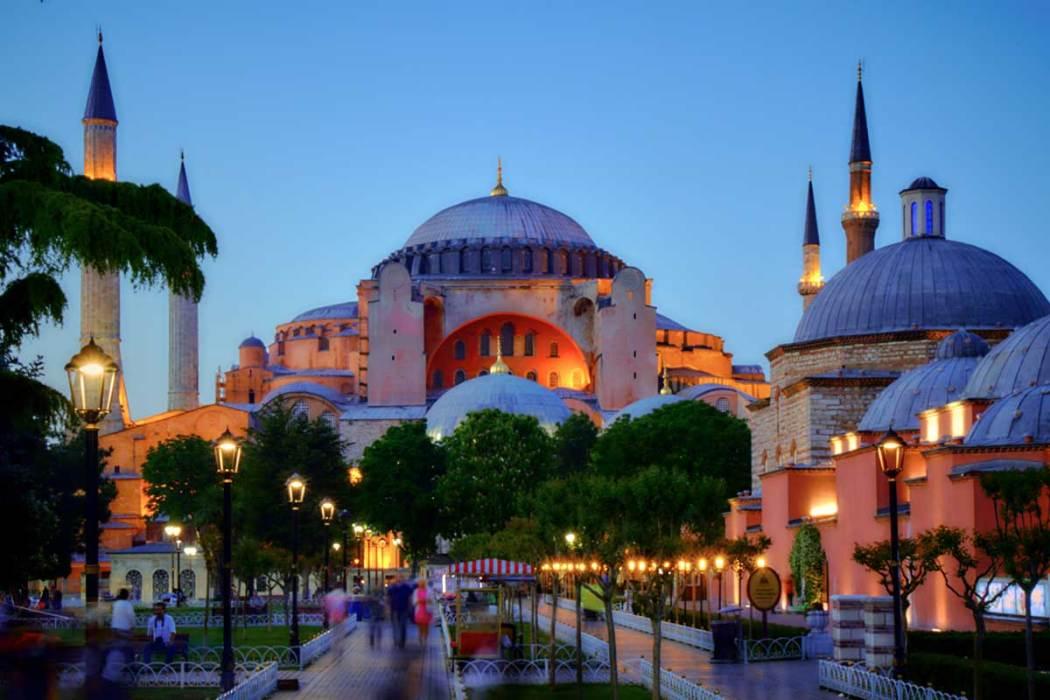 Hagia Sophia İstanbul