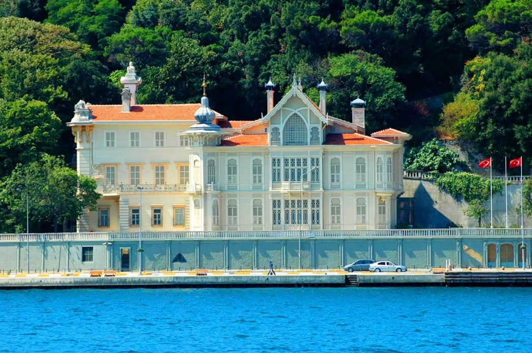 Huber Mansion