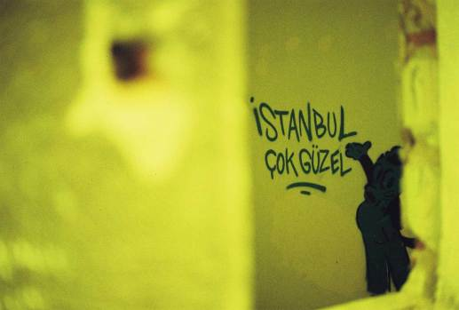 İstanbul Çok Güzel Tarlabaşı