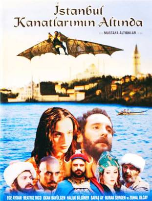 İstanbul is under my wings cover