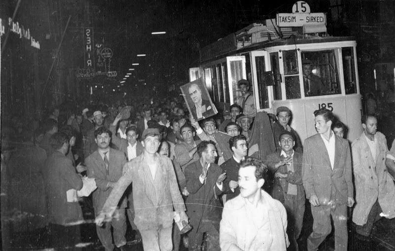 İstanbul Pogrom Tram
