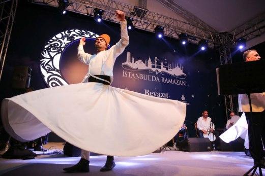 Istanbul Ramadan Events Beyazıt