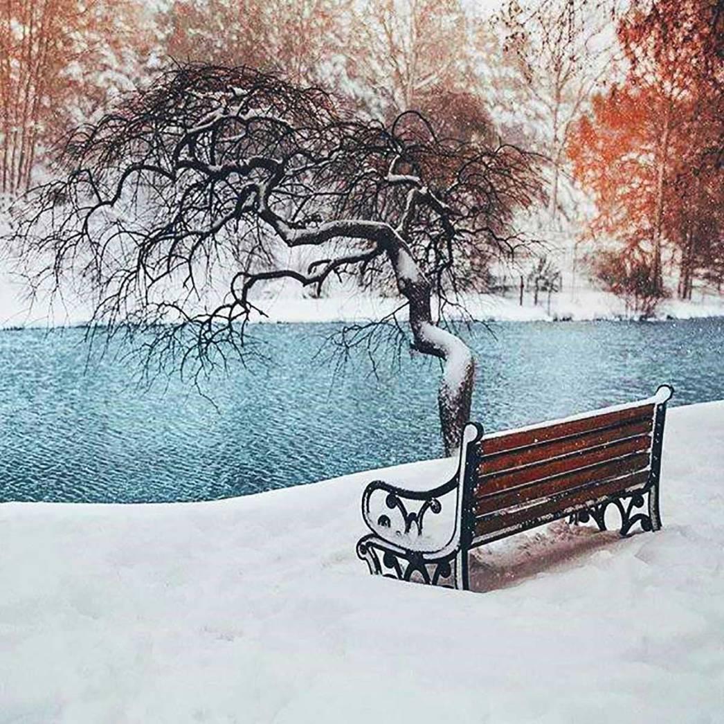 Istanbul Snow Nature