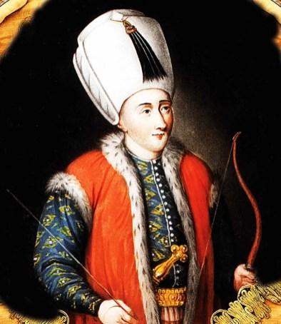 Osman II Portrait