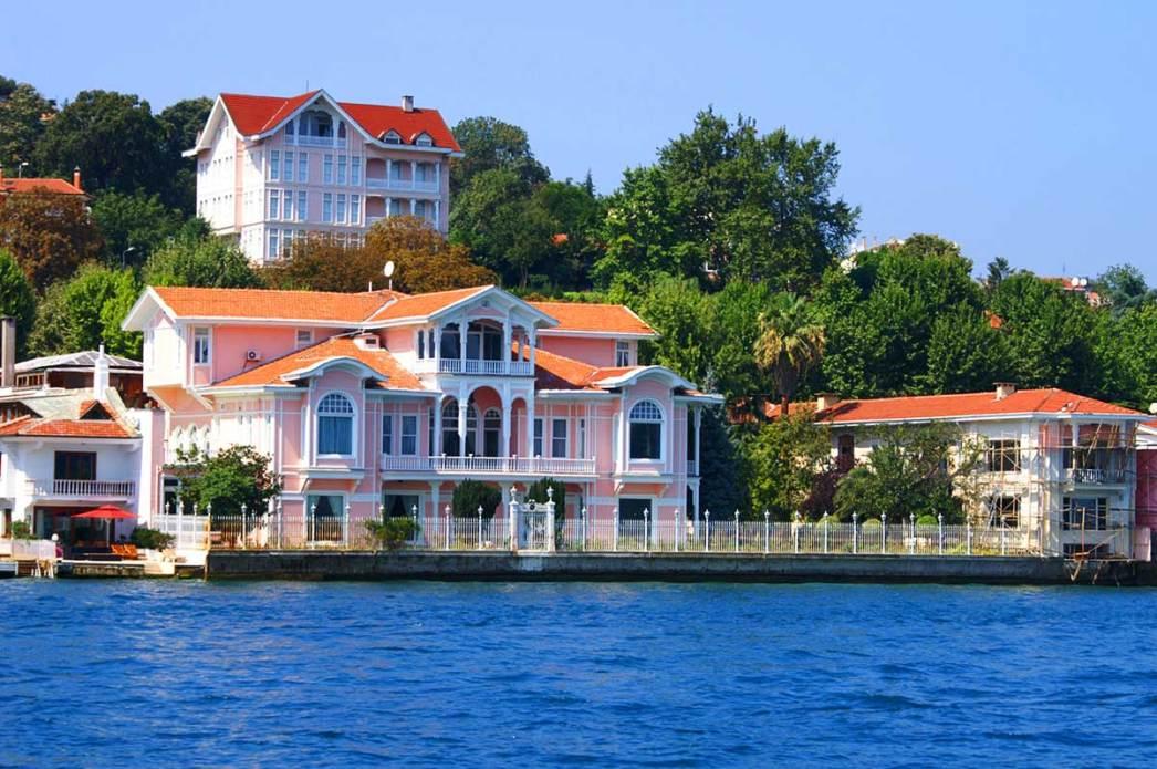 Şehzade Burhanettin Efendi Mansion