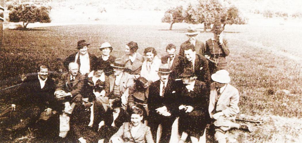 Social Solidarity in Exile; İzmir Trip of German Settlers in İstanbul
