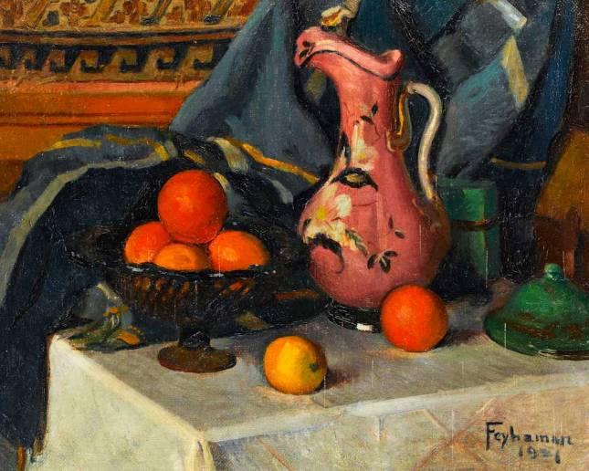 Still-life Painting Feyhaman Duran