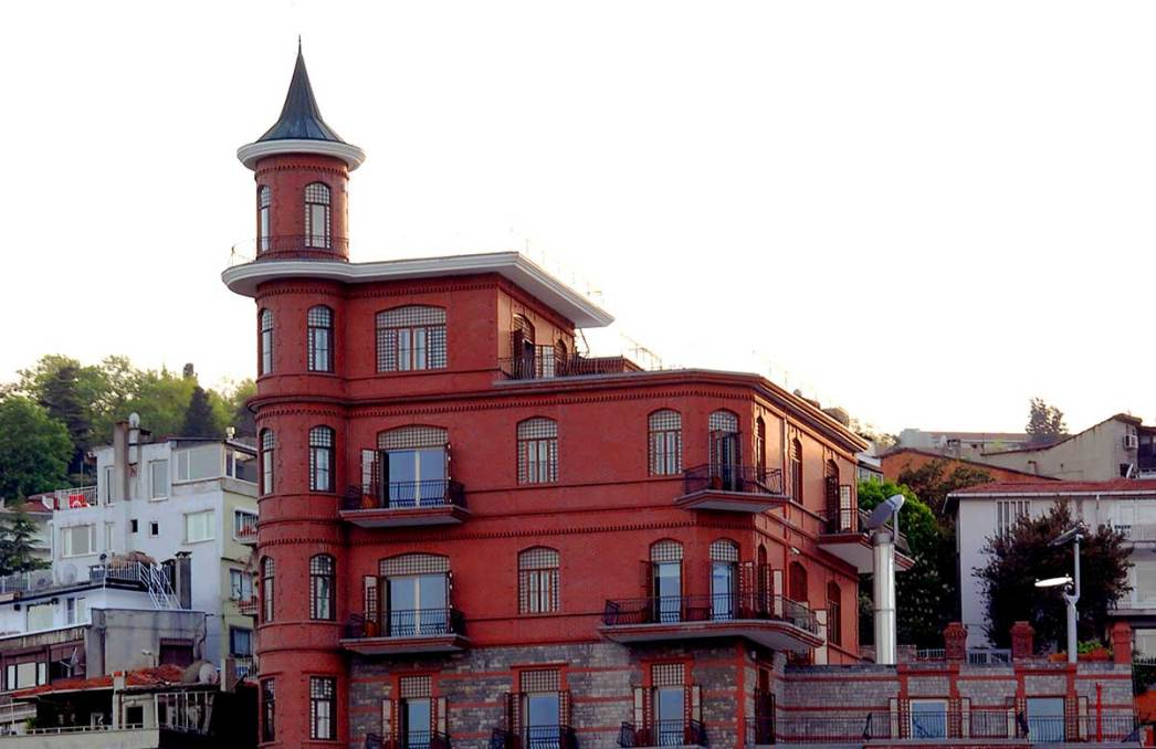 The Haunted Mansion Istanbul