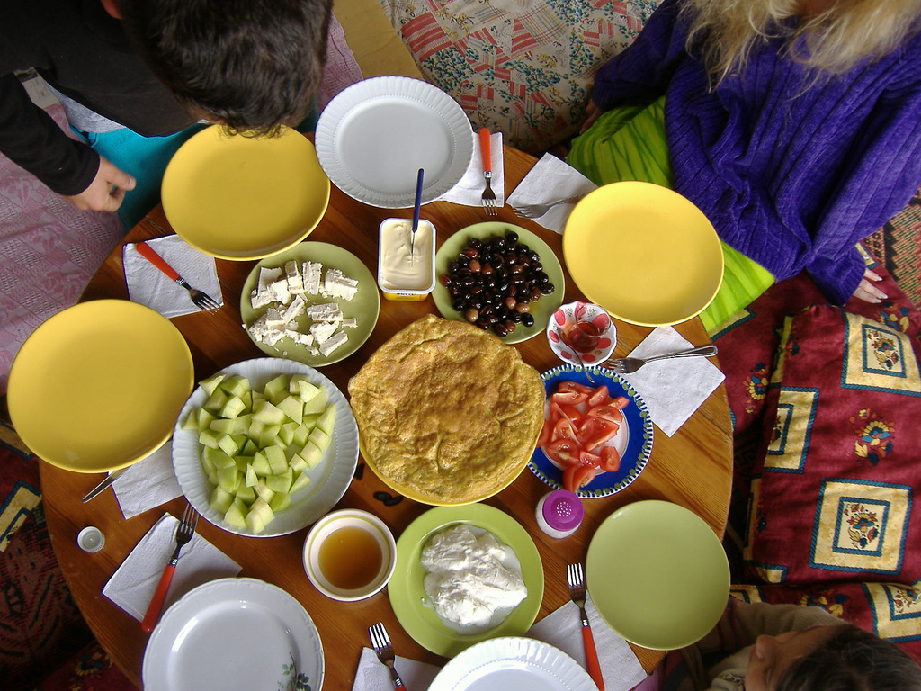 Turkish Hospitality Breakfast