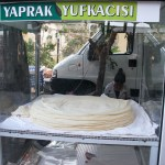 Yufka Vendor
