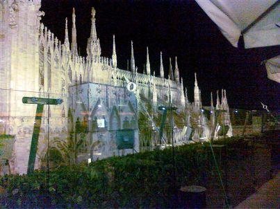 WELOVEMERCURI Cena a Milano sulla terrazza panoramica