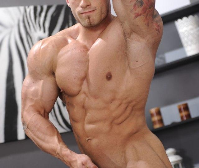 Wh Peter Malik Czech Bodybuilder 08