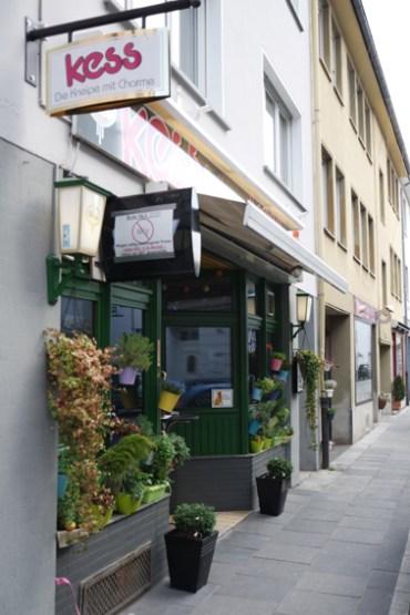 Kneipe Kessenich Kess Eckkneipe Bonn wo nett ein Bier trinken in Bonn Kessenich