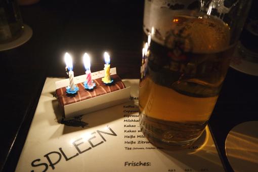 Drei Jahre We love Pubs! Da war die Wiedereröffnung das Spleen ein schönes Geschenk!