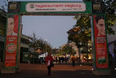 Bierfest Siegburg 2015 Ausgehen Bonn Kneipen Bars gute Lokale große Bierauswahl