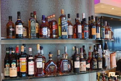 Skybar Konrad Marriott Hotel Bonn WCCB Cocktails