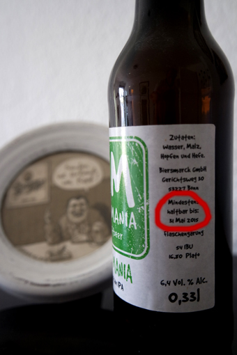 Bier Haltbarkeit Wie länge hält ein Bier Craft Beer