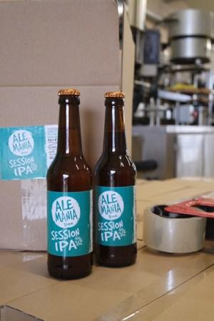 Craft Beer Bier Bonn Ale Mania Fritz Wülfing Bierblog Home Brewing Microbrewery