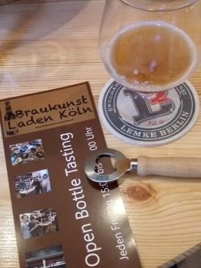 Craft Beer Köln Bonn Rheinland Fachgeschäft Craft Beer Store Braukunstladen