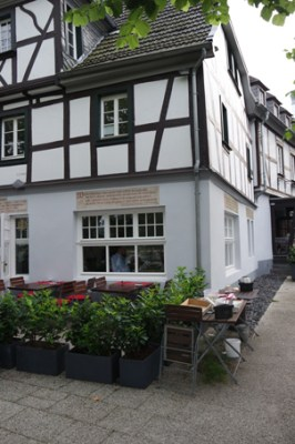 Biergarten Tipp Bonn Schaumburger Hof Radtour am Rhein Tipp
