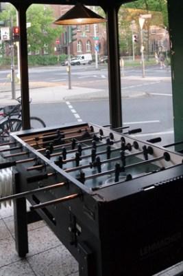 Bonn Kneipe mit Kicker