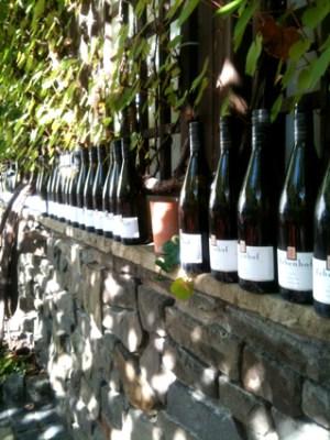 Traubenwirt Sankt Augustin Hangelar Weinlokal Weinstube Ausflugsziel Bonn Tipp
