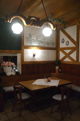 Haus Böhmen Bonn Endenich tschechische Biere Restaurant Becherovka in Bonn gutbürgerliche Küche