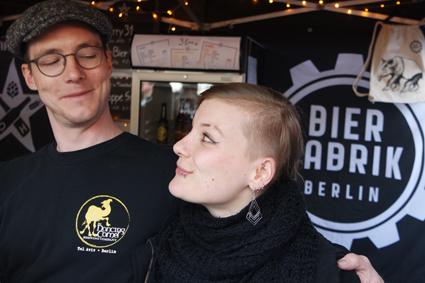 Bierfabrik Craft Beer Festival Düsseldorf Crafters Britische Biere Craftbier Rheinland