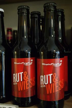 Rheincraft Craftbeer Köln Frohnatur Rut&Wiess Brauerei Köln