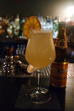 Biercocktail beste Cocktailsbar in Bonn Tipp Geheimtipp ausgehen in Bonn netter Bar