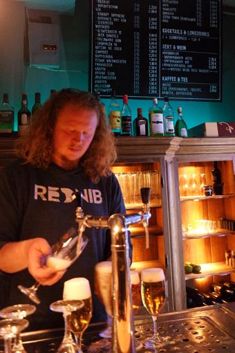 Namenlos Bonn Kneipe Ratsherrn in Bonn Craft Beer urige Kneipe Studentenkneipe Bonn Kultkneipe