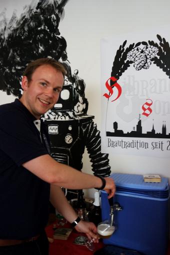 Weltmeister der Biersommeliers aus Bonn