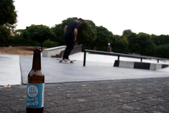 Skatepark Bonn Bonnane Bar Craft Beer Club Bonn