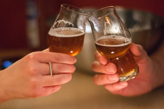 Tasting Bonn Craft Beer