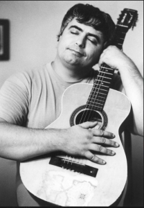 Daniel Johnston - guitar