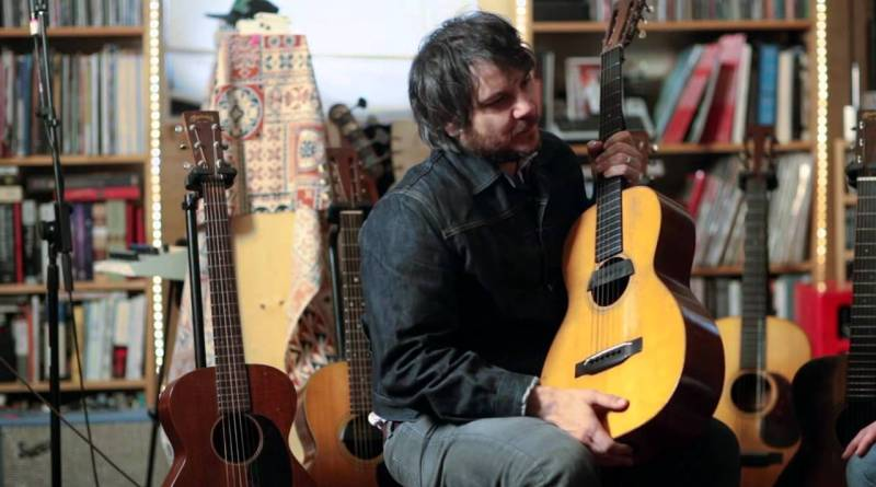 Jeff Tweedy - guitars