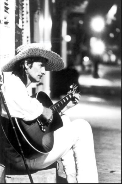 Willy DeVille - guitar