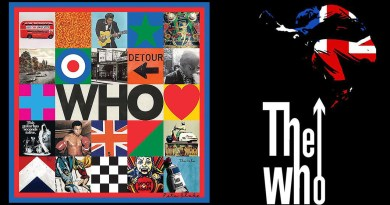THE WHO – WHO (Polydor, 2019)
