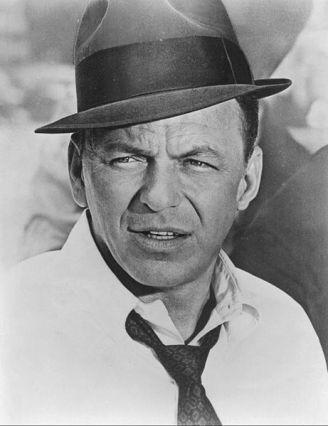 Frank Sinatra BW