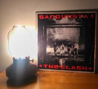 The Clash - Sandinista - inner