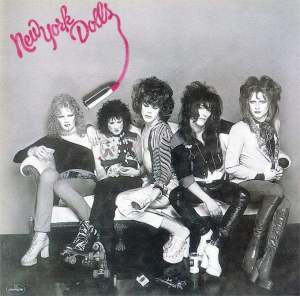 New York Dolls - cover