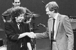 Bob Dylan-David-Letterman